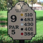 The 9th Hole