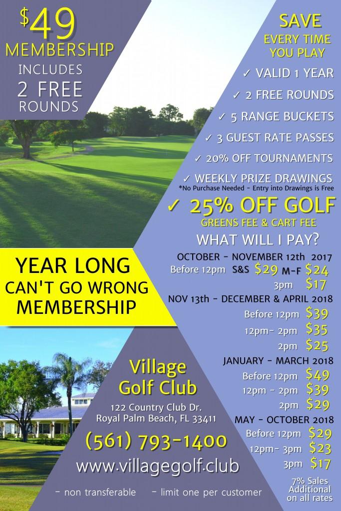$9 membership dael